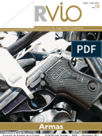 Revista Urvio No. 10 (Armas)