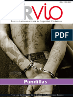 Revista Urvio No. 4 (Pandillas)