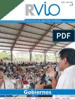 Revista Urvio No. 9 (Gobiernos)
