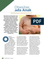 obesitas pada anak
