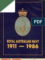 RAN 75th Anniversary Commemorative Publication