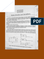 diodes n rectifiers