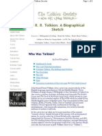 Tolkien biography