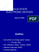 Solid State Devices
