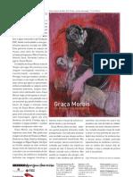 Graça Morais 'Os Desastres da Guerra' no Museu Arpad Szenes - Vieira da Silva - press release