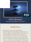 self reflaction