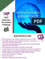 MTV case