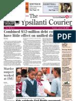 Ypsilanti Courier Jan. 24, 2013