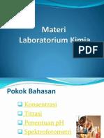 Materi TS Kimia
