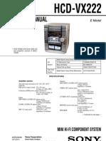 Diagram or Service manual