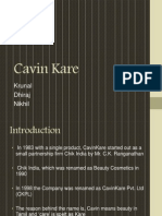 Cavin Kare