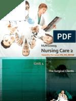 SURGICAL CLIENT CARE
