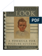 The Command To Look, by William Mortensen