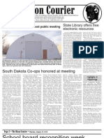 Bison Courier, January 24, 2013