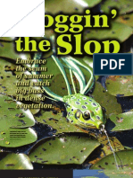 Froggin' the Slop - Embrace the Scum of Summer and Catch Big Bass In Dense Vegetation