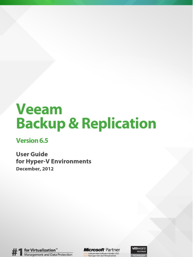 veeam backup replication user guide for hyper v environments rh pt scribd com Veeam Box Veeam Client