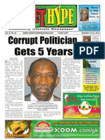 Street Hype Newspaper - January 19-31, 2013