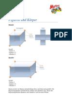 Mathe (Geometrie) Figuren,Körper und Formen