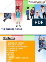 Futuregroup Sample presentation