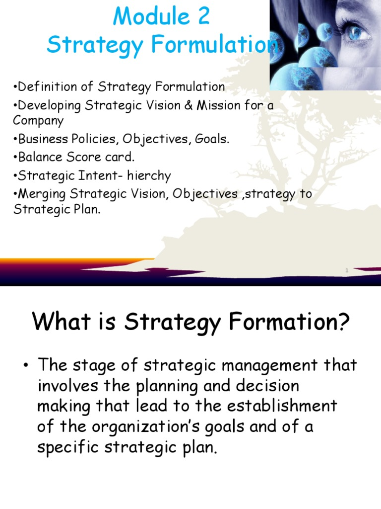 Module 2 strategy formulation strategic management strategic module 2 strategy formulation strategic management strategic planning malvernweather Images