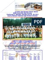Winter News - 16U - Aluminum Bat - 2013