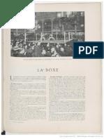 Savate & la Canne - Charlemont Method