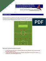 Funciones Defensivas y Ofensivas del 4-4-2.