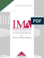 IMA - Índice de Mercado ANDIMA e títulos públicos federais