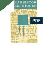 Transistor Techniques
