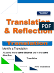 Translation & Reflection
