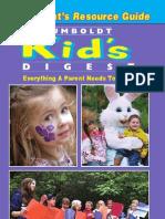 The Humboldt Kid's Digest 2012