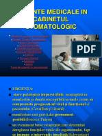Urgente Medicale in Cabinetul Stomatologic