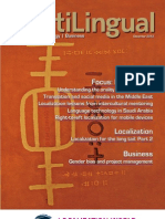 Multilingual Magazine