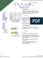 Mechanics eBook_ Thermal Effects