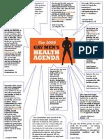 Gay Men's Health Agenda 2009