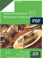 Bartercard Restaurant Guide