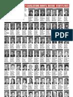 Washington State Employee, January 2013, Legislative Directory