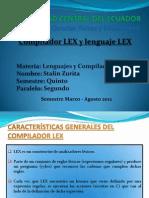 Presentacion Lex