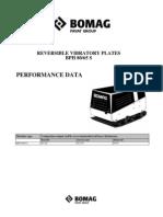Bomag Reversible Vibratory Plate BPH 80-65 S (UK website)