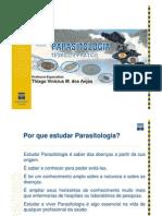 Pratica Profissional I - Aula 1 - Introdução a Parasitologia