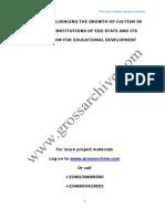 Definiciones | Fraternities | Nigeria