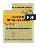 Manual Mayordomia Completo