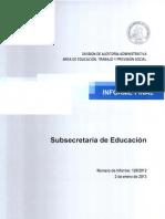 Informe Final Auditoría