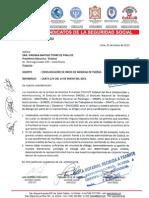 Carta Notarial Unidad de Gremios