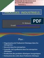 Procédés Industriels