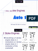2 stroke engine