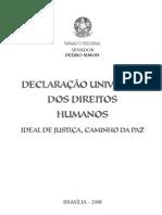 Declaracao Universal Dos Direitos Humanos
