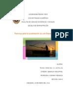 Factores de Las Empresas Pesqueras