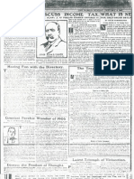 Greatest Psychic Wonder of 1906