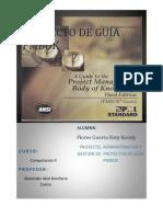 Proyecto de Guia Pmbok